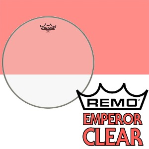 REMO - Emperor Clear 12인치 Top / 드럼 탐 헤드 (BE-0312-00)