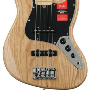 FENDER AMERICAN PROFESSIONAL JAZZ BASS V 5현  NATURAL COLOR
