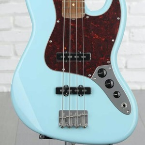 FENDER VINTERA 60S JAZZ BASS DAPHNE BLUE